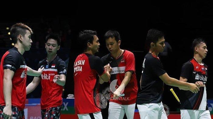 Jadwal Siaran Langsung Thailand Open 2021, Indonesia Tak Diperkuat Marcus/Kevin
