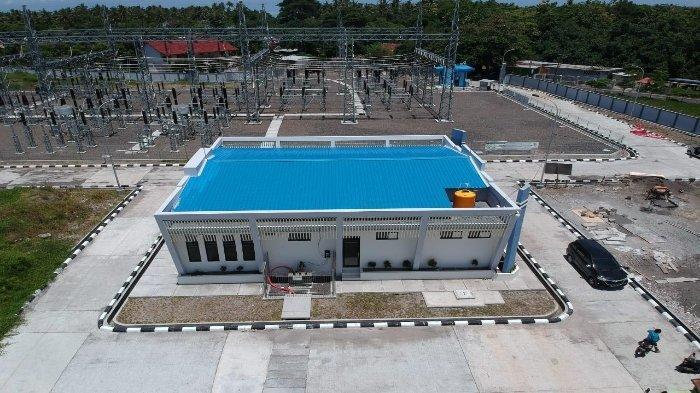Gardu Induk 150 kV Switching Mataram akan Perkuat Sistem Kelistrikan Lombok