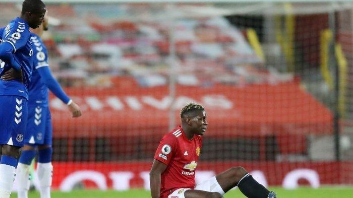 Manchester United Kehilangan 4 Pemain Termasuk Pogba saat Hadapi Real Sociedad Jumat Dini Hari Nanti