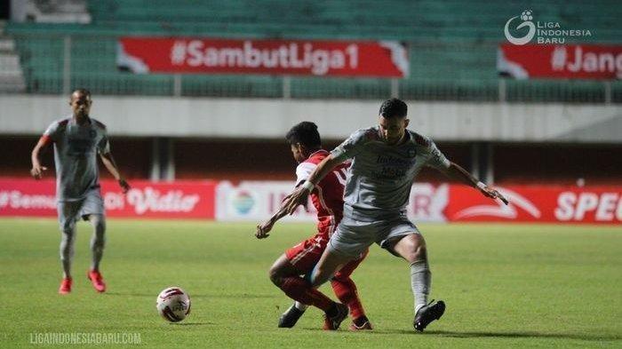Persib Bandung Coret Farshad Noor, Tampil Tak Sesuai Ekspektasi di Piala Menpora 2021