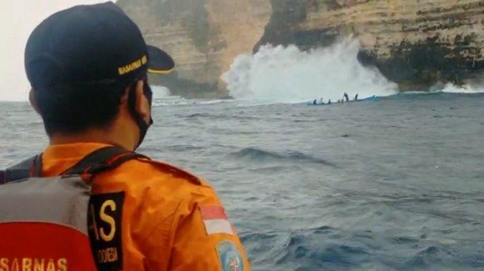 Tiga Hari Pencarian, Nelayan Hilang di Lombok Tengah Belum Ditemukan