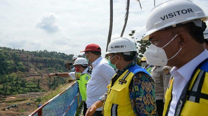 Bendungan Meninting Jadi Objek Wisata Baru Lombok Barat, Punya Track Sepeda Standar Internasional