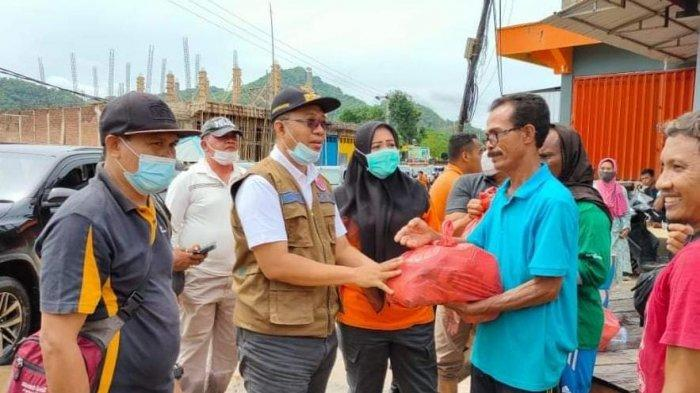 Bupati Indah Temani Gubernur NTB Tinjau Lokasi Banjir di Kabupaten Bima