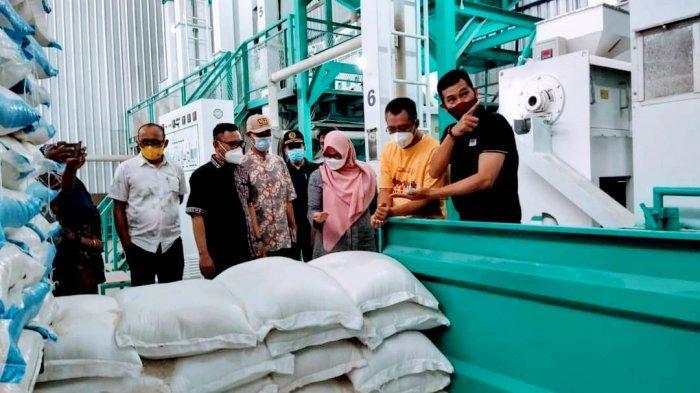 Industri Beras Lokal di NTB Dapat Dongkrak Kesejahteraan Petani