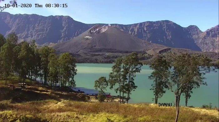 Terjebak Longsor Gunung Rinjani, 4 Pendaki Asal Palembang Salah Pilih Jalur setelah Gempa Lombok