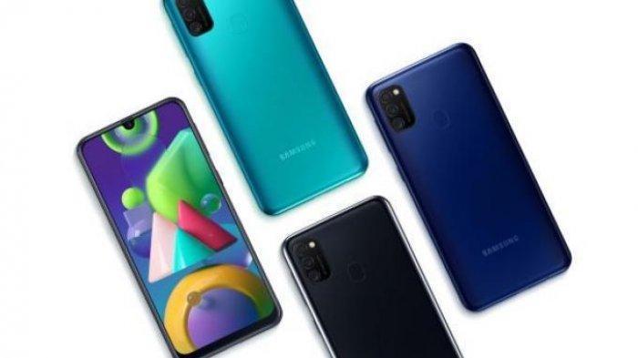 Harga HP Samsung Bulan Oktober 2020: Galaxy M21, Galaxy Z Flip hingga S20+