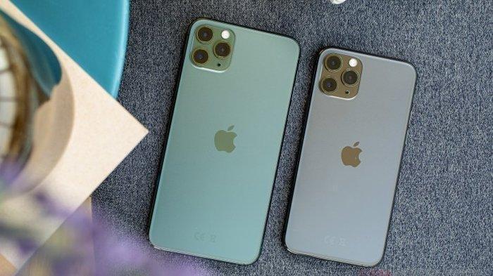 Daftar Harga Terbaru iPhone X hingga iPhone 12 Series Bulan April 2021, Mulai Rp 7,9 Juta