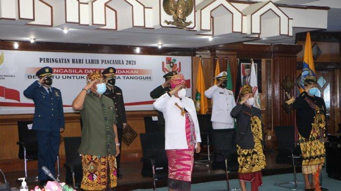 Presiden Jokowi Ingatkan Pentingnya Penguatan Nilai Pancasila di Era Revolusi Industri 4.0