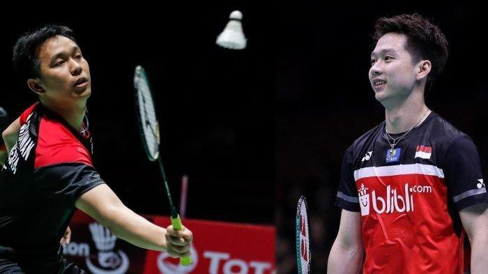 Jadwal Mola TV PBSI Home Tournament, Dibuka Hendra Setiawan vs Kevin Sanjaya