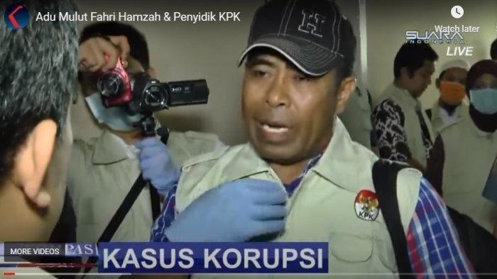 Penyidik KPK HN Christian Mengundurkan Diri, Sempat Adu Mulut dengan Fahri Hamzah di Gedung DPR