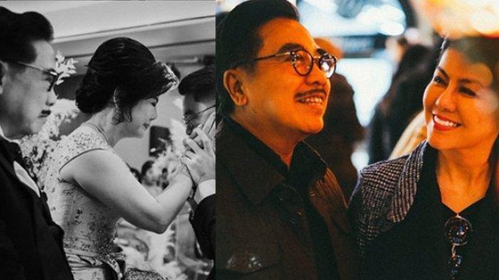 Hotma Sitompul Sebut Bams dan Desiree Orang Jahat hingga Tunjukkan Foto Istri dengan Sosok Pria Lain