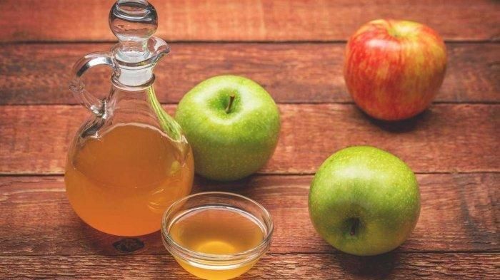 Cara Alami Memutihkan Bagian Leher yang Hitam, Kontrol Berat Badan hingga Gunakan Cuka Apel
