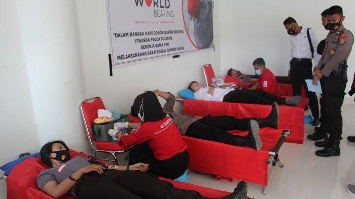 PMI Permudah Syarat Donor Plasma Konvalesen