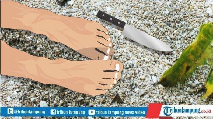 Aksi Sadis Suami Bunuh Istri di Pinggir Jalan Terekam CCTV, Warga Lihat Tak Ada yang Menolong
