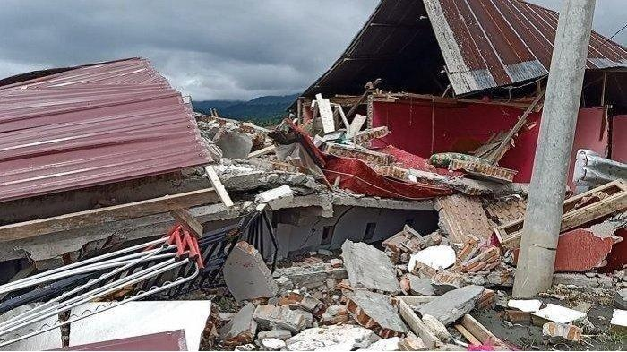 Ambil HP yang Tertinggal di Dalam Rumah, Gita Tewas Akibat Gempa Susulan di Sulbar