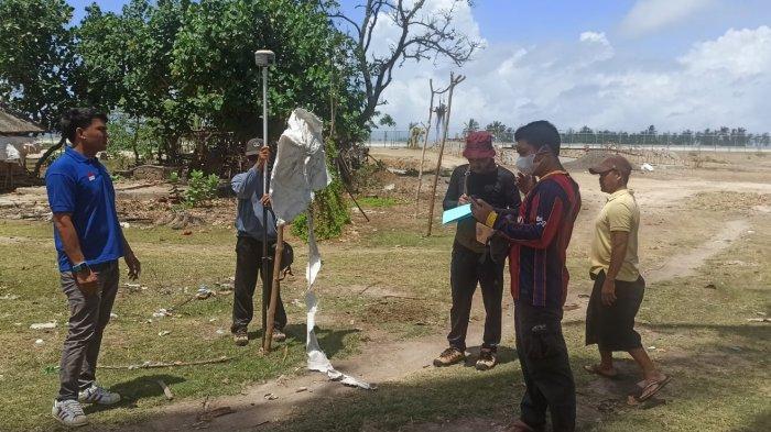 Tim Satgas Turun Cek Tanah Warga di Lingkar Sirkuit Mandalika