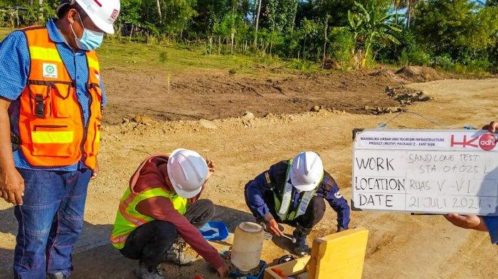 Infrastruktur Kawasan Mandalika Dimantapkan, Pendanaan Mandiri AIIB Pertama di Indonesia.
