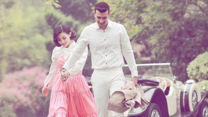 Ali Syakieb dan Margin Wieheerm Resmi Jadi Pasangan Suami Istri, Intip Potret Pernikahannya