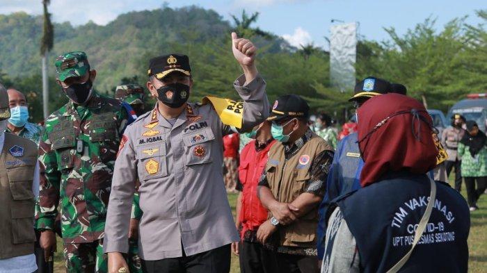 Kerahkan 170 Tim Vaksinator, Vaksinasi di Lombok Barat Bakal Lebih Cepat