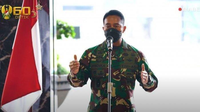 Profil Jenderal Andika Perkasa, KSAD yang Disebut-sebut akan Jadi Panglima TNI