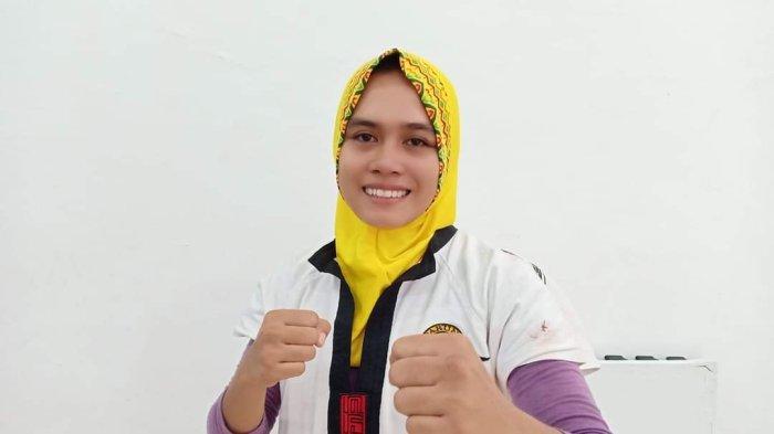 PON XX Papua: Petarung Perempuan Ini Sumbang Emas ke-11 Bagi NTB