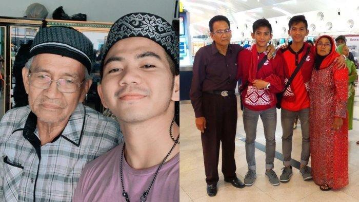 Kabar Duka - Ayah Rizki dan Ridho DA Meninggal Dunia