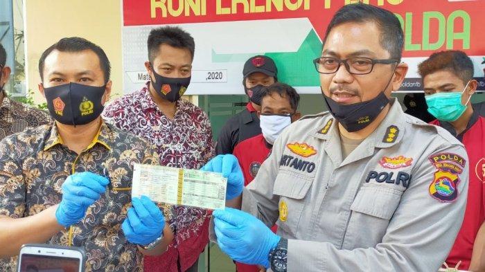 Curi Motor Kepala Desa, Seorang Petani dan Pegawai Koperasi di Lombok Timur Diciduk Polisi