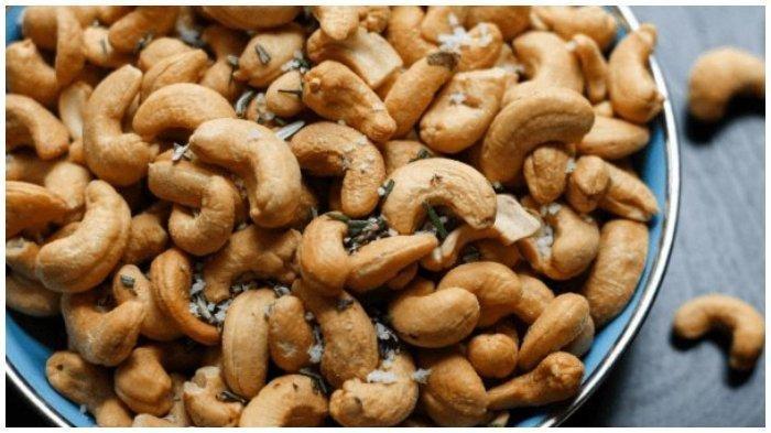 Manfaat Kacang Mete untuk Kesehatan, di Antaranya Mencegah Kanker