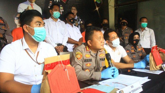 Polresta Mataram Ungkap Pelaku Pembunuhan Sadis dari Bercak Darah di Pisau