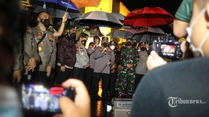 Kapolri Ungkap Jenis Bom dan Identitas Pelaku Teror di Gereja Katedral Makassar