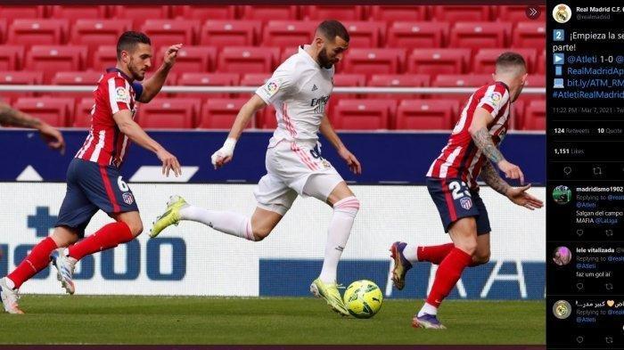 Jadwal Liga Spanyol Pekan Ini: Ada Real Madrid vs Sevilla, Barcelona Vs Atletico Madrid