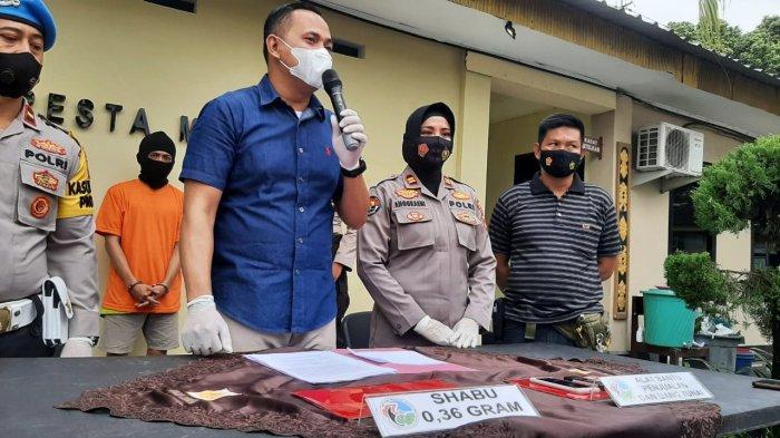 Buruh Bangunan di Mataram Jualan Sabu, Konsumsi Narkoba untuk Stamina