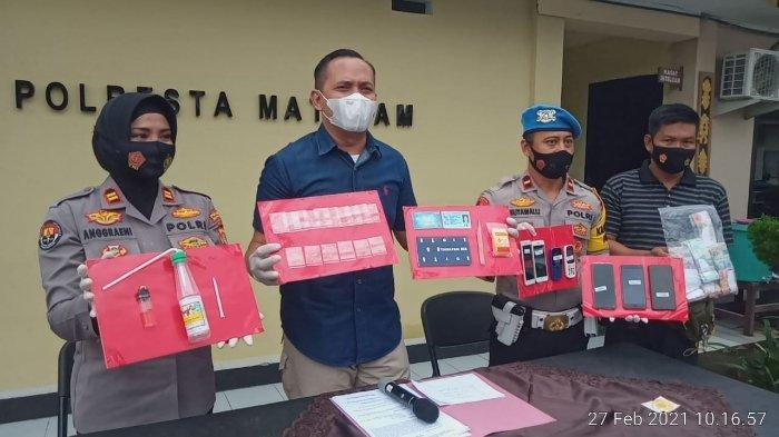 Emak-emak Bandar Sabu di Mataram Jadi Buronan Polisi, Dikenal Punya Gaya Hidup Mewah