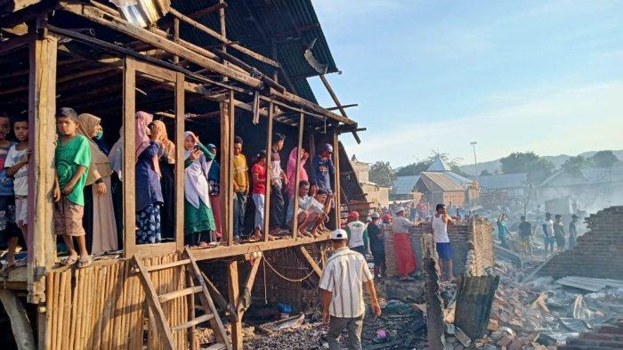 Gubernur NTB Minta Bantuan Segera Dikirim bagi Korban Kebakaran di Bima