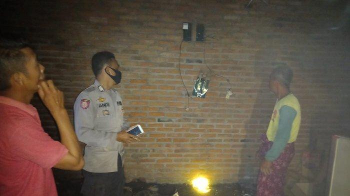 HATI-HATI, Rumah Warga Lombok Tengah Terbakar saat Ditinggal ke Sawah