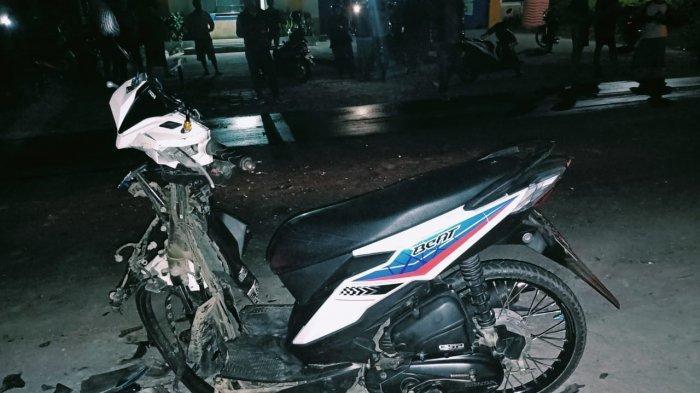 Kecelakaan Maut Terjadi di Desa Batunyala Lombok Tengah, Satu Pengendara Motor Tewas