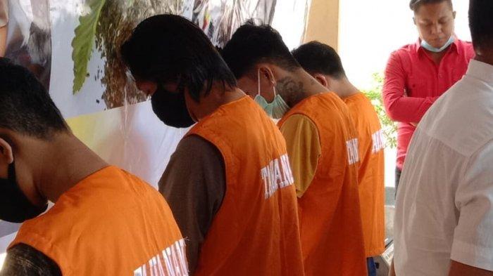 Sembunyikan 520 Gram Sabu dalam Usus, Dua Pria Lombok Timur Dibekuk Polda NTB