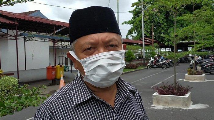 Kepala Biro Hukum Setda Provinsi NTB H Ruslan Abdul Gani