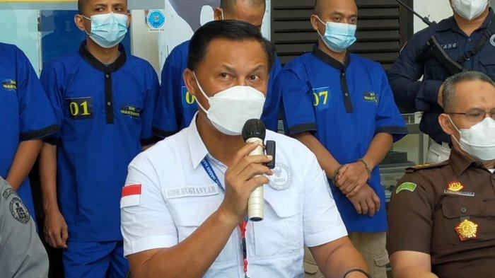 Kepala BNN Provinsi NTB Brigjen Pol I Gde Sugianyar Dwi Putra