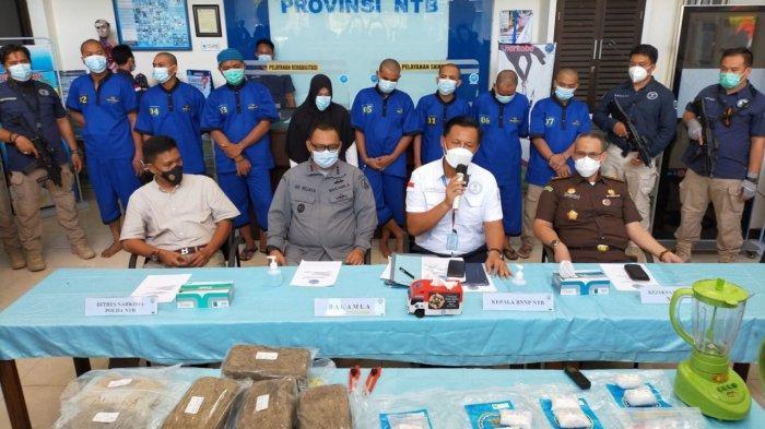 Bakamla dan BNNP NTB Awasi Peredaran Narkoba di Selat Lombok dan Pelabuhan Sape