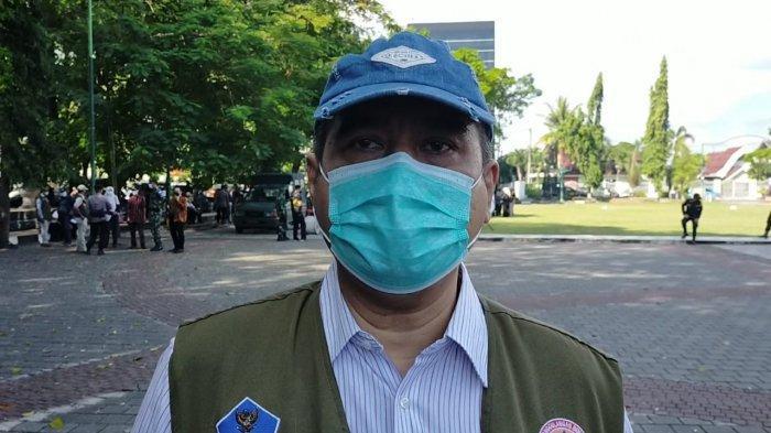 Kepala Dinas Kesehatan Kota Mataram dr Usman Hadi