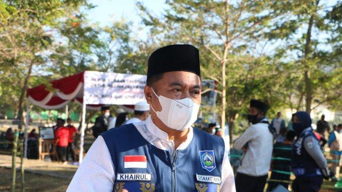 Kepala Dinas Peternakan dan Kesehatan Hewan Provinsi NTB Khairul Akbar