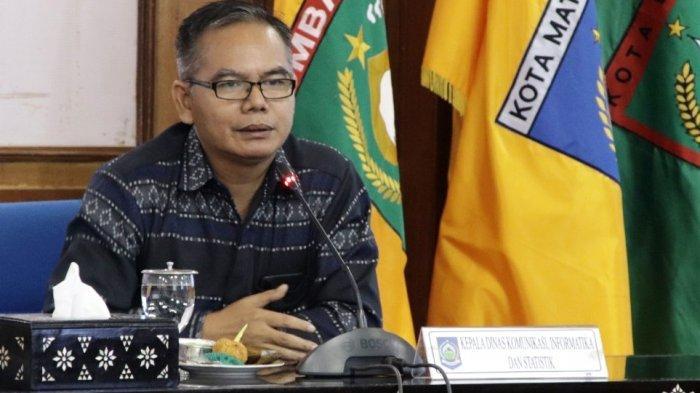 Kepala Disnakertrans Provinsi NTB I Gede Putu Aryadi
