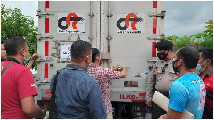 Surat Suara Datang, Kantor KPUD Kota Mataram Dijaga Polisi 24 Jam
