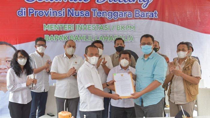 Kontrak Investor Gili Trawangan Diputus, Menteri Investasi: Keputusan Satgas Sudah Final