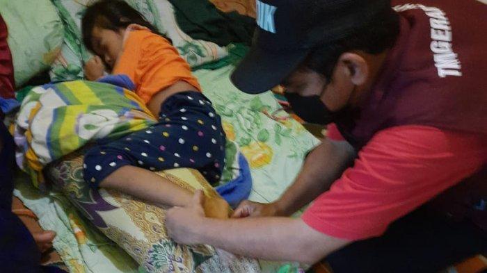 Buntut Penahanan Ibu-ibu Lombok Tengah, Dinas Kesehatan Cek Kondisi 11 Anak Lingkar Pabrik Tembakau