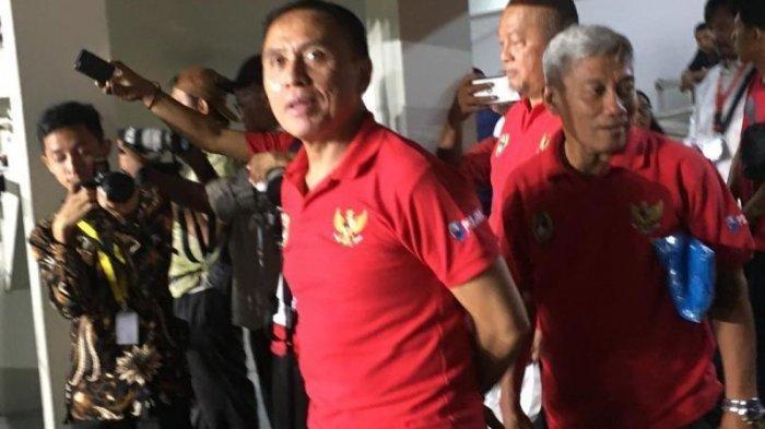 Shin Tae-yong Pecat Pemain Timnas Indonesia U-19 yang Tak Disiplin, Begini Tanggapan PSSI