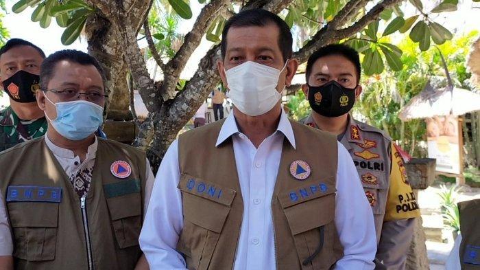 Berkunjung ke Lombok, Doni Monardo Ajak Pemda se-NTB Kompak Perangi Covid-19