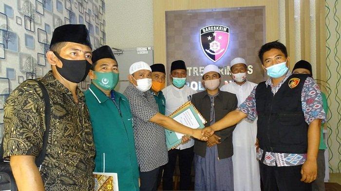 Disebut Pakai Lambang Ormas Tanpa Izin, Panitia Pelantikan NW Lombok Barat Dilaporkan ke Polda NTB