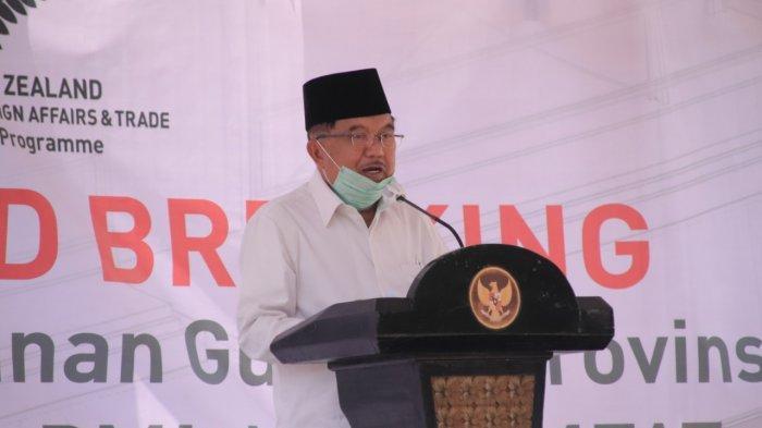 PMI Bangun 8 Gudang Logistik di Indonesia, Dimulai dari NTB
